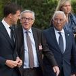 Twitter si je Junckerja privoščil že včeraj, Evropska komisija pa o njegovih težavah z ravnotežjem danes!