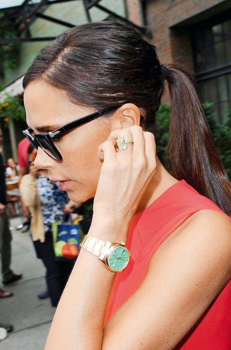 Victoria Beckham: Ima 14 zaročnih prstanov