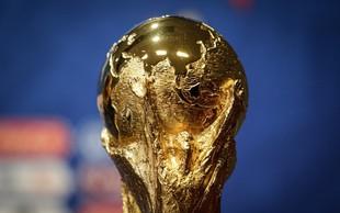Blagajna svetovne nogometne zveze se hitro polni z globami