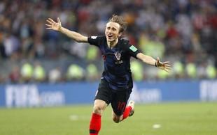 Pastirček z Velebita Luka Modrić bi vse Realove zmage zamenjal za naslov prvaka s Hrvaško