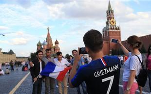 Kdo bo dvignil zmagovalni pokal: Hrvaška prvič ali Francija drugič?