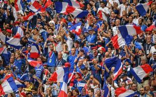 Po dvajsetih letih je Francija spet na nogometnem prestolu
