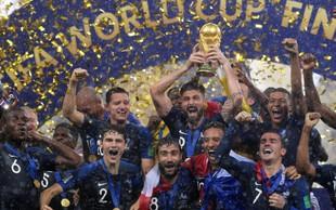 Presežki letošnjega svetovnega nogometnega prvenstva!