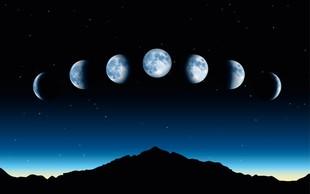 Retrogradni planeti in mrka v juliju