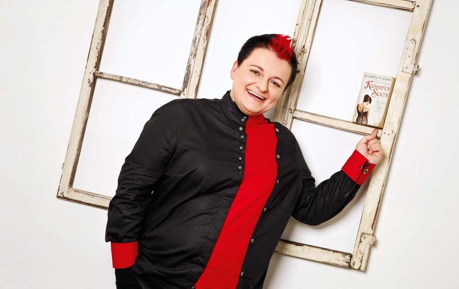 Martina Ipša, stand up komičarka: Smeh je univerzalen jezik (foto: Aleksandra Saša Prelesnik)