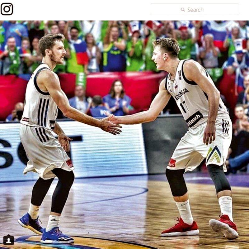 Luka Dončić: Se obeta nova košarkarska pravljica?