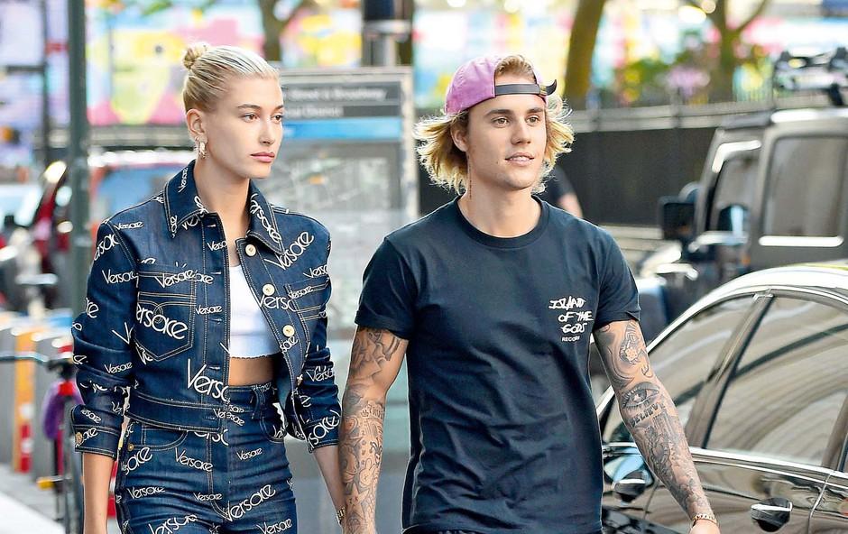 Justin Bieber je nenadoma zaprosil svoje dekle! (foto: Profimedia)