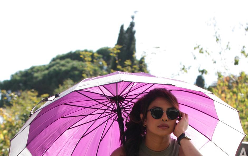 Priyanka pravi, da če nebi bila igralka, bi delala za NASO.  (foto: Fox Press)