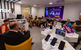 Telemach ob 500.000 mobilnem uporabniku prepolovil cene