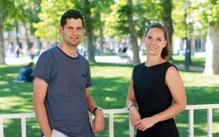 Dr. Katja Antlej in Damon Rousis: Ko se srečata Slovenija in Avstralija