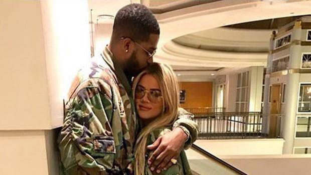 Khloe Kardashian in Tristan Thompson svojo vezo rešujeta s pomočjo terapevta (foto: Profimedia)