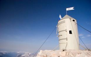 Mitja Volčanšek od domače Izole do Aljaževega stolpa na Triglavu pešačil 32 ur