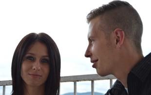 Tamara Korošec in Renato Lužar (Ljubezen po domače) mesece po koncu šova še vedno do ušes zaljubljena