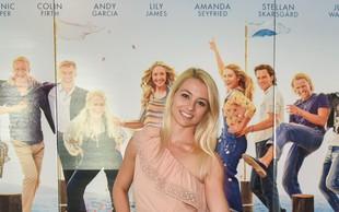 Film poletja 'Mamma Mia! Spet začenja se' razprodal premiere tudi v Cineplexx kinih