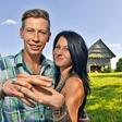 Renato Lužar in Tamara Korošec (Ljubezen po domače): Obiskali smo ju na kmetiji!