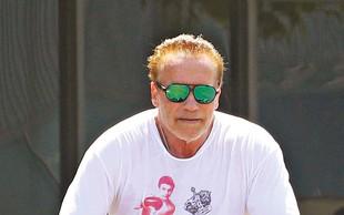 Arnold Schwarzenegger seksa petkrat na dan!