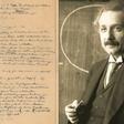 Predmeti, povezani z znanimi osebnostmi, kot sta na primer Albert Einstein in Marilyin Monroe, na dražbi