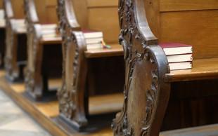 Zaradi spolne zlorabe štiriletna zaporna kazen za nekdanjega župnika iz Preske pri Medvodah