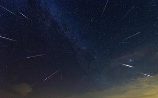 Po najdaljšem luninem mrku tega stoletja bodo na voljo še odlične razmere za opazovanje roja meteorjev