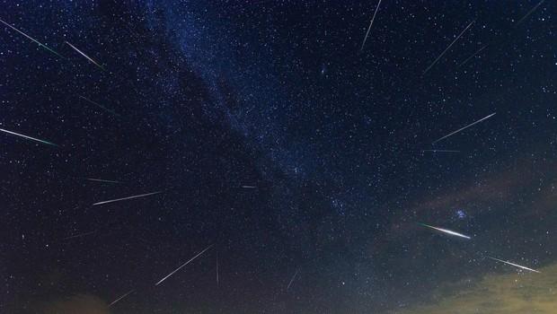 Po najdaljšem luninem mrku tega stoletja bodo na voljo še odlične razmere za opazovanje roja meteorjev (foto: profimedia)