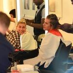 Justin Bieber se je odločil narediti spremembo, adijo neurejeni lasje (foto: Profimedia)