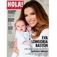 Eva Longoria z dojenčkom že na naslovnici