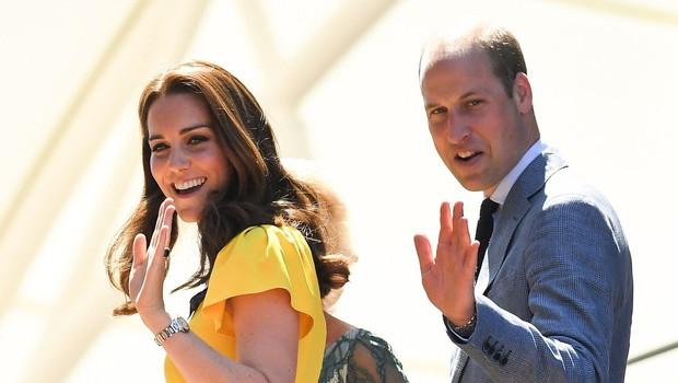 Princ William in Kate Middleton: Vzponi in padci kraljevega para (foto: Profimedia)