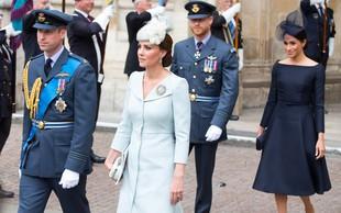 Kate Middleton in Meghan Markle imata poseben trik, ki jima pomaga, da vedno ostaneta dami
