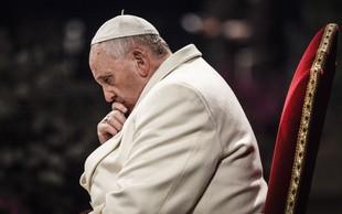 Vatikan se je postavil na stran žrtev zlorab duhovnikov v Pensilvaniji