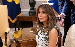 """Omarosi Manigault Newman: """"Melania samo čaka, da se Donaldu izteče mandat, nato pa bo sledila ločitev."""""""