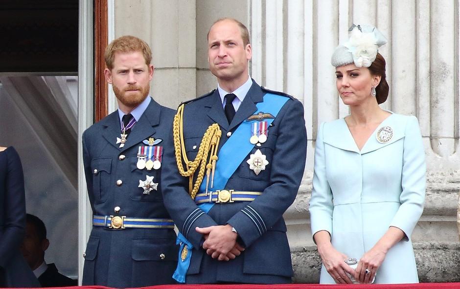 Na dan prišlo, kakšen nadimek je princ Harry izbral za Kate Middleton (foto: Profimedia)