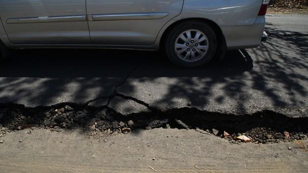 Tla na indonezijskem otoku Lombok se še niso umirila (foto: profimedia)