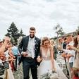 Košarkar Žiga Dimec in njegova Adriana: Poročna pravljica v objemu Štanjela