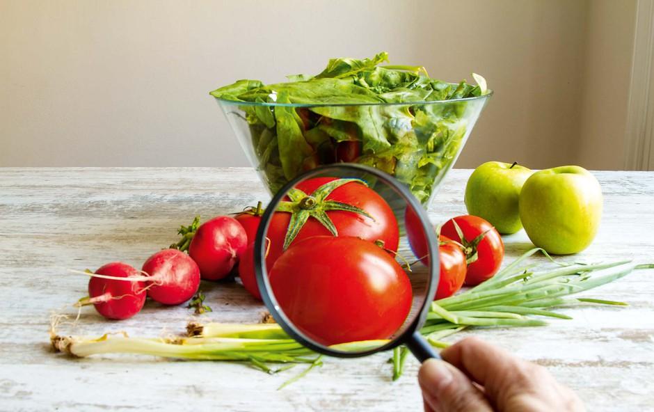 Previdno ravnajte s hrano! (foto: Shutterstock)