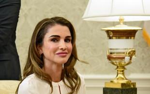 Kraljica Rania: Kako običajno dekle postane ena najbolj vplivnih žensk?