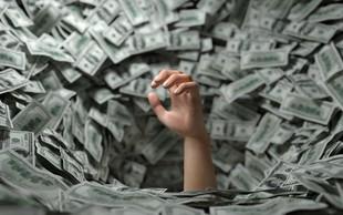 Večje bogatstvo imaš, manj davkov plačaš ... kje drugje kot v Ameriki