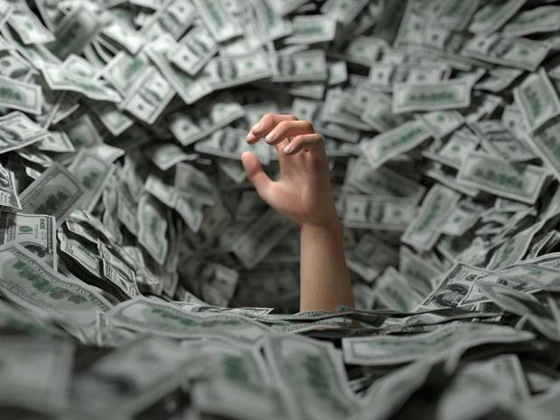 Večje bogatstvo imaš, manj davkov plačaš ... kje drugje kot v Ameriki (foto: Profimedia)