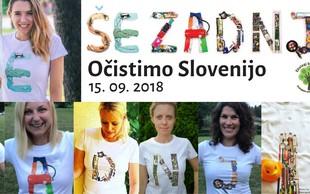 Slovenski blogerji nevede sodelovali v najavi vseslovenske čistilne akcije
