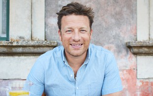 Jamie Oliver v lovu za amaterskimi kuharji