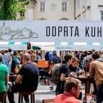 Ulični kuharski mojstri Odprte kuhne na mini turneji po Sloveniji (foto: Odprta kuhna PRESS)