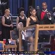 Pastor se je Ariani Grande opravičil zaradi otipavanja na pogrebu Arethe Franklin