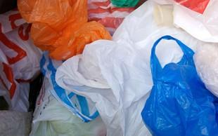 Plastične vrečke ne bodo več zastonj!