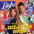 Jasna Kuljaj in Domen Kumer, nov voditeljski par: Začela v vaški gostilni