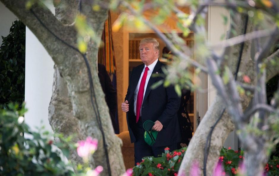 Donald Trump prodal hišo na Beverly Hillsu. Cena? Enkrat višja od prvotne kupnine! (foto: profimedia)