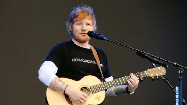 V Ipswichu razstavo posvetili pevcu Edu Sheeranu (foto: Profimedia)