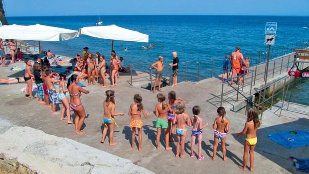 S pomočjo ZPMS bo brezplačno poletno letovanje doživelo skoraj 800 otrok (foto: ZPMS - Zveza prijateljev mladine Slovenije)