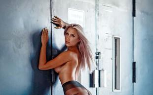 Noemi Jugovac je svoje telo že razkrila v Playboyu!