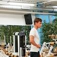 Majk Peroša: Neprepoznaven v fitnesu