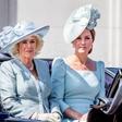 Camilla Parker-Bowles se je trudila ločiti Kate Middleton in princa Williama, za Kate pa je govorila, da je lepa, a ne preveč pametna