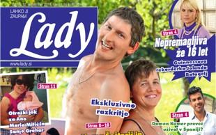 Vesna Šošterič in Miha Rebernak (Ljubezen po domače): Poroka bo leta 2019!